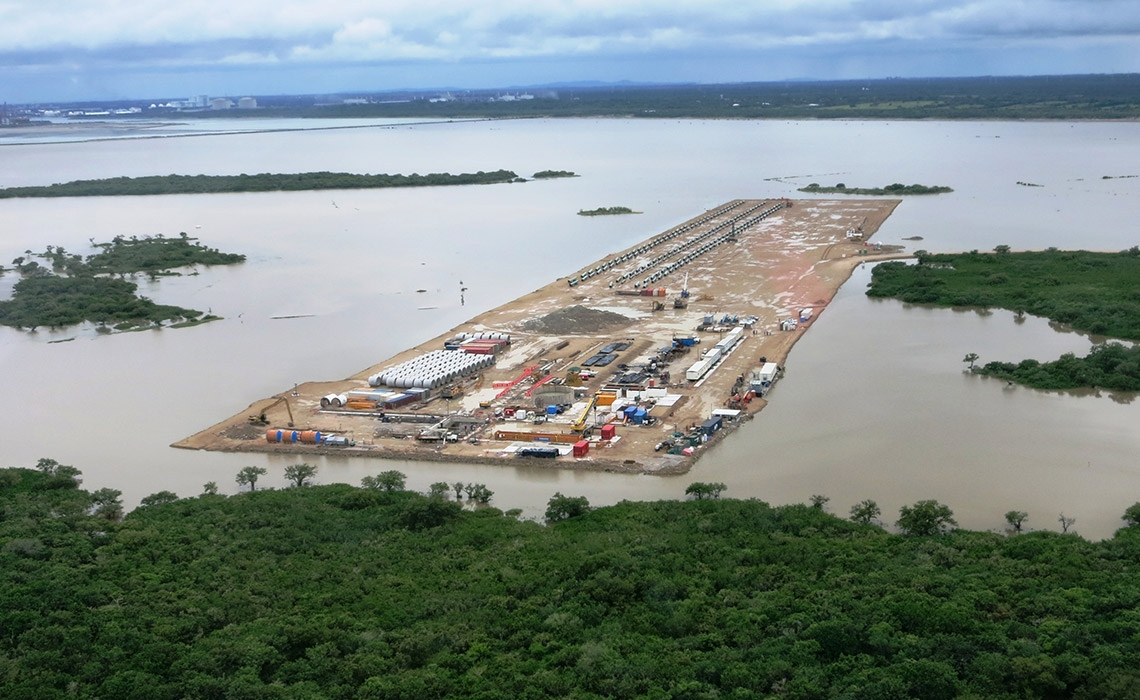 EPC for Sur de Texas - Tuxpan Project