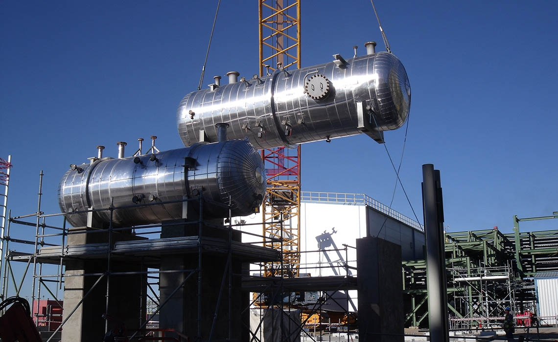 Facility Engineering Construction Services, Tengiz Field