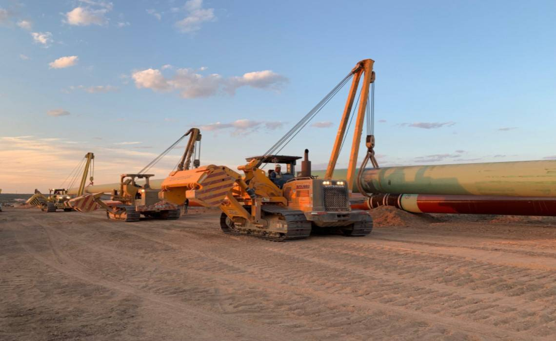 EPC for Yamama pilot production facilities at West Qurna (Phase 2) contract area